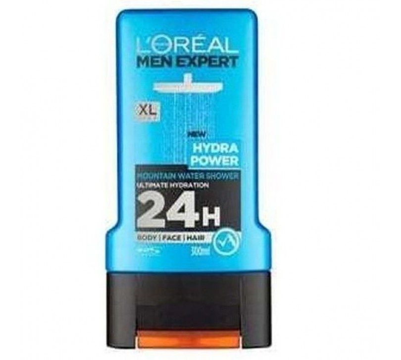 Cadouri barbati L oreal Men Expert Hydra Power gel de dus 300ml Loreal Men Expert Hydra Power