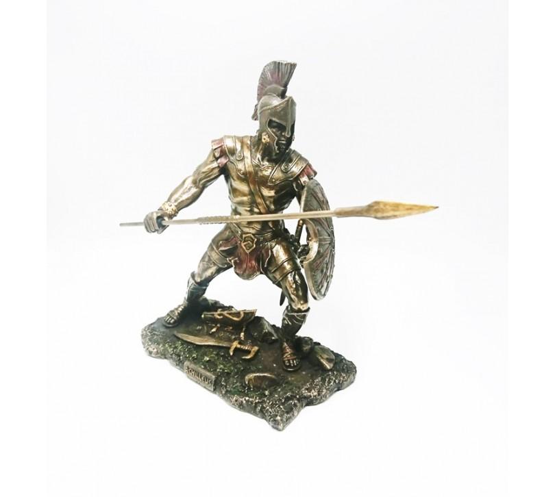Ahile in lupta - statueta