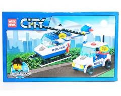 Lego Wise Hawk City 140 piese