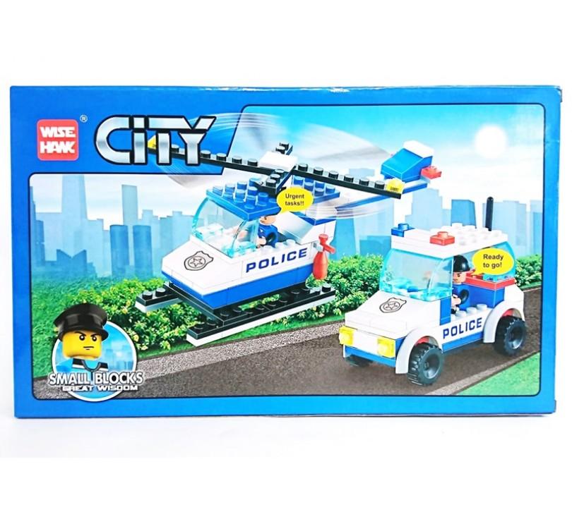 Lego Wise Hawk City