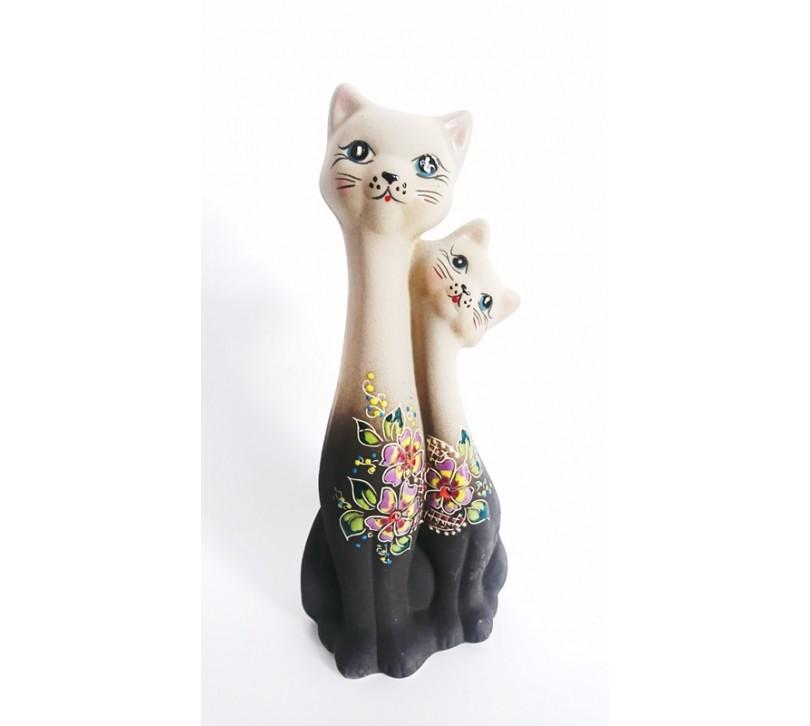 Pusculita in forma de pisicute