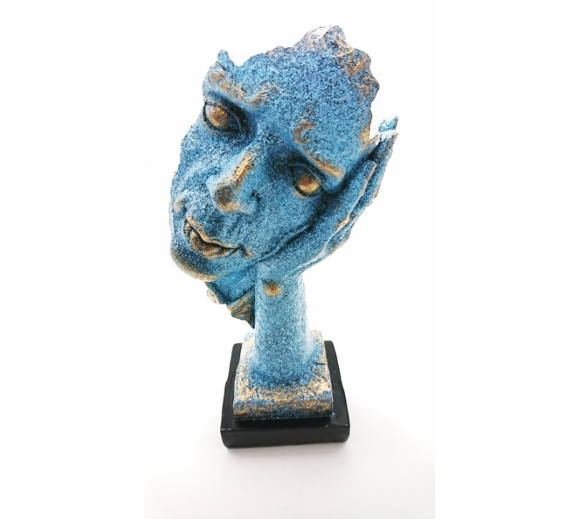 Statueta masca din rasina Tip 3