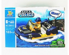 City Police 05 cu 103 piese