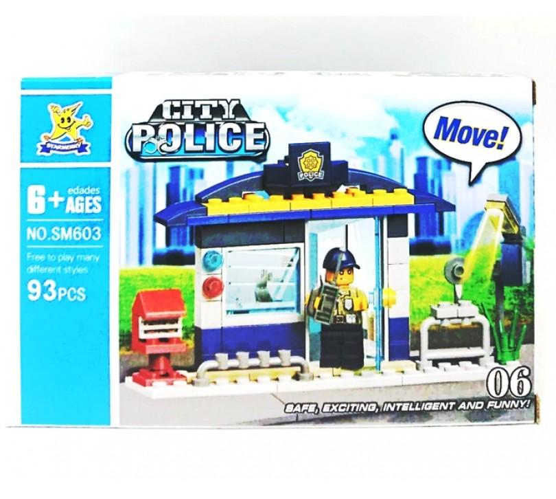 City Police 06 cu 93 piese