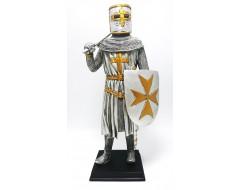 Cavaler Cruciat cu Topor statueta