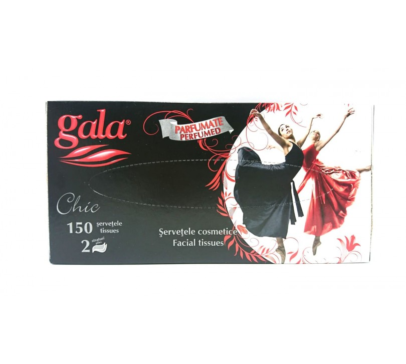 Gala Chic servetele parfumate 150buc