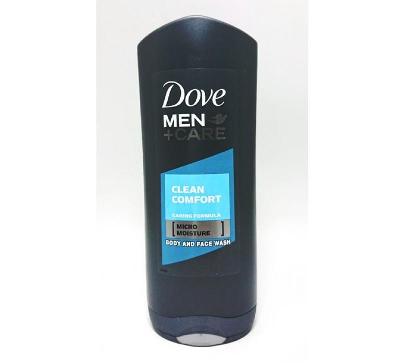 Dove Clean Comfort gel de dus 400ml
