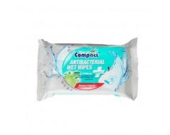 Compact servetele umede antibacteriene 40 buc