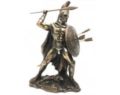 Leonidas in lupta - statueta