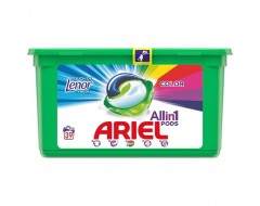 Ariel 3 in 1 Pods Color capsule 39 buc