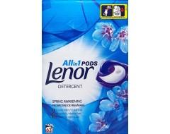 Lenor Spring Awakening All in 1 Pods detergent 63 capsule