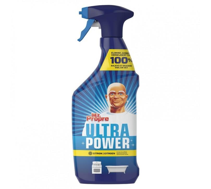 Mr Proper Ultra Power Lemon 750ml