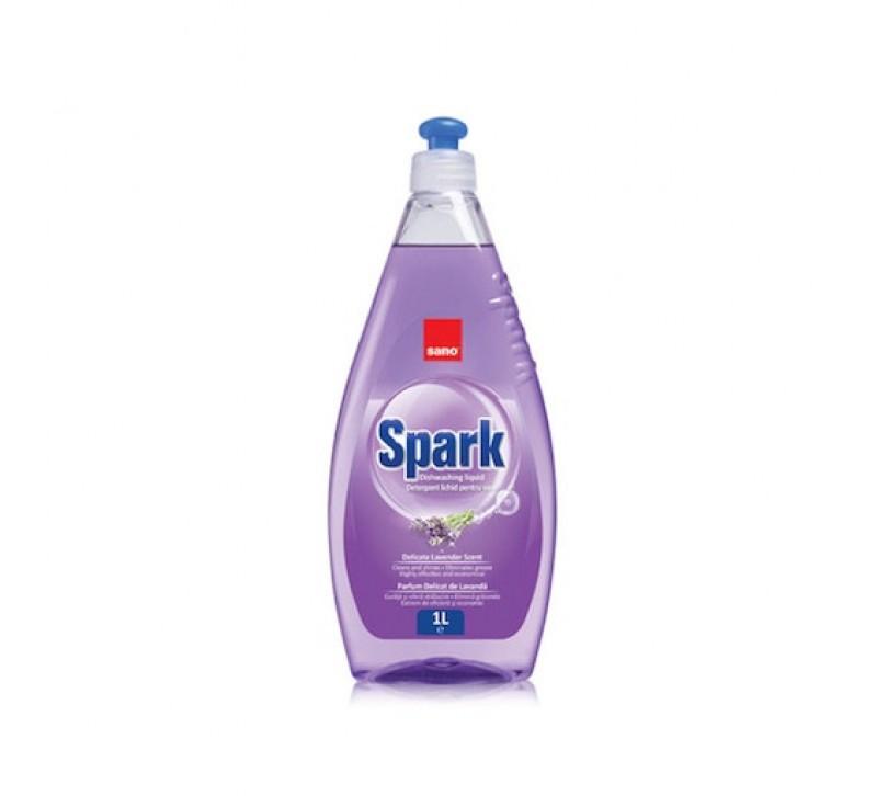 Sano Spark Lavanda detergent vase 1L